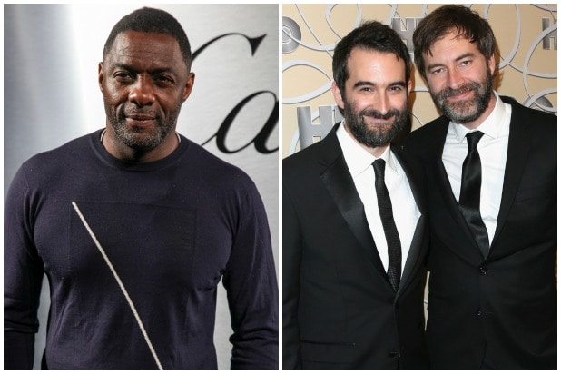 Idris Elba Duplass Brothers