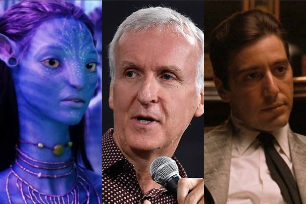 James Cameron Avatar Godfather