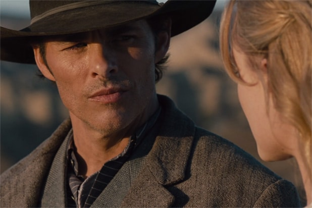 James Marsden Westworld