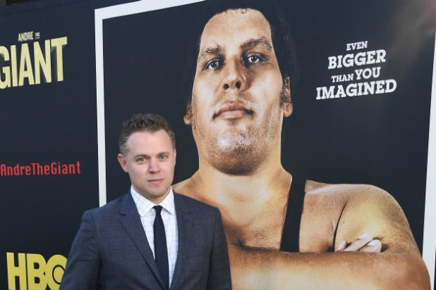 Jason Hehir - 'Andre the Giant' premiere