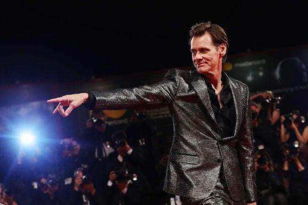 Jim Carrey 2017