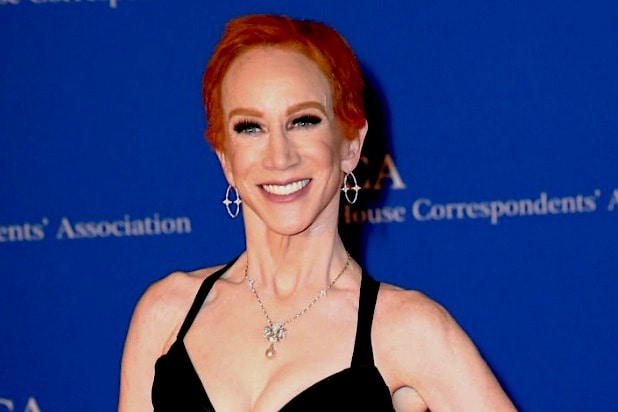 Kathy Griffin WHCD White House Correspondents' Dinner 2018