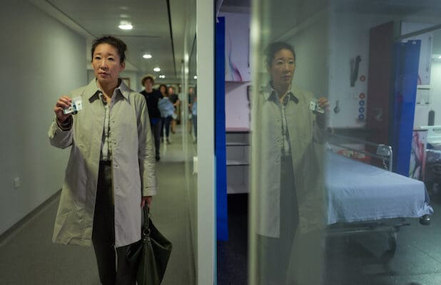 Sandra Oh Wants You to Stop Saying Her 'Killing Eve