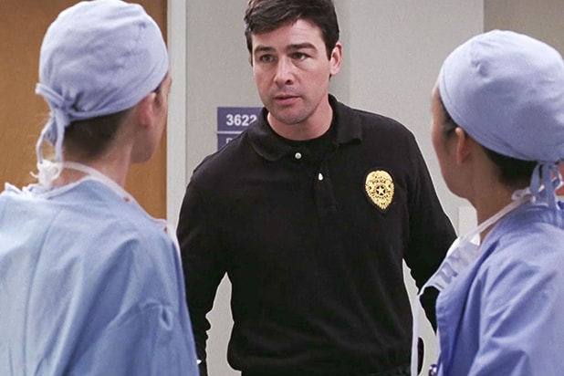 Kyle Chandler on Grey's Anatomy