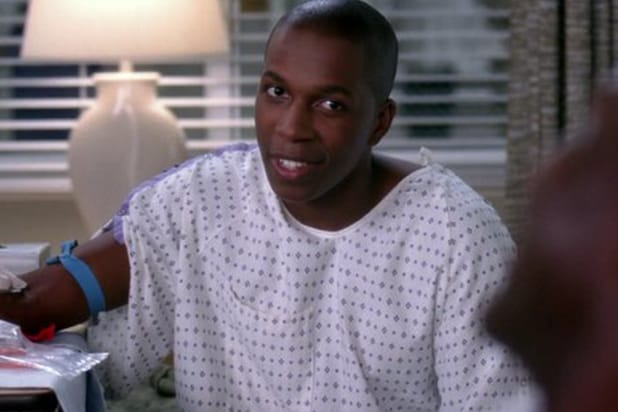 Leslie Odom, Jr in Grey's Anatomy
