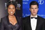 Leslie Jones Colin Jost