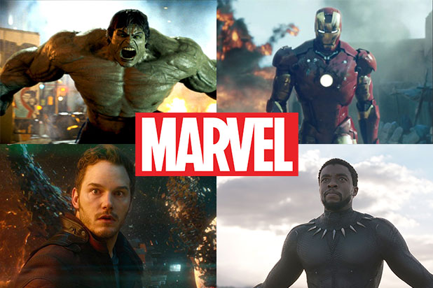 Marvel cinematic movies ranked