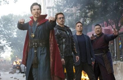 Infinity War:' Kevin Feige Tells Us All About That Shocking Opening