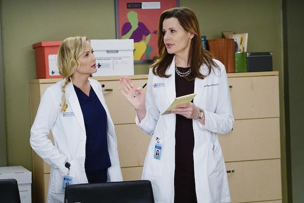 Grey's Anatomy': Geena Davis Will Reprise Her Role As Dr  Herman