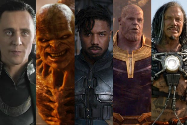 Marvel Villains Ranked