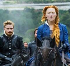 Mary Queen of Scots Saoirse Ronan