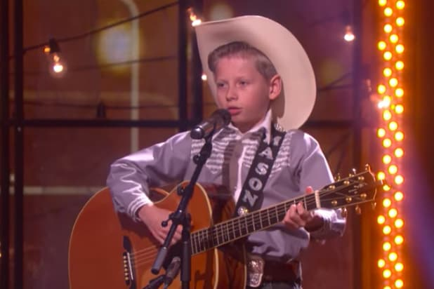 Watch 11-Year-Old Yodeler Mason Ramsey Yodel His Heart Out