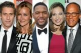David Muir Lara Spencer Michael Strahan Ginger Zee Lester Holt Q Ratings