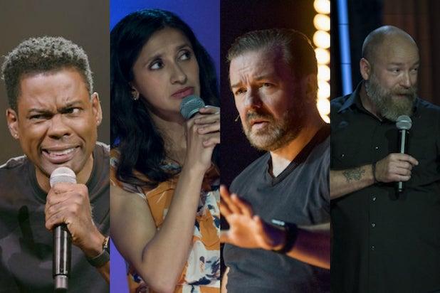Netflix Standup Comedy 2018