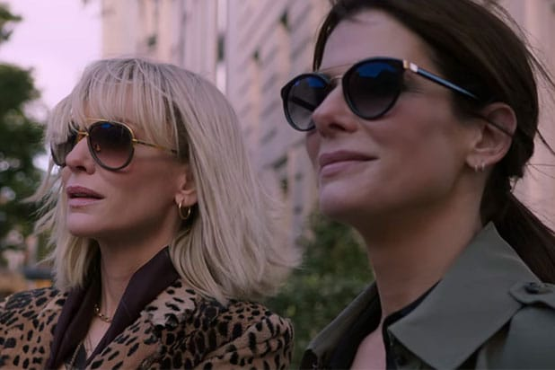 Oceans 8 Plots To Steal 30 Million On Opening Weekend