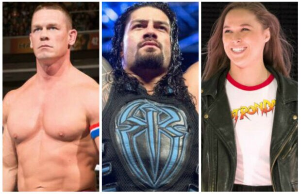 WWE 'Raw' Superstars