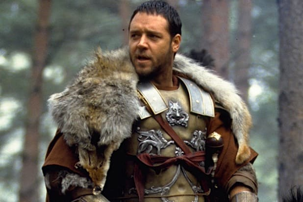 Russell Crowe Gladiator Ridley Scott