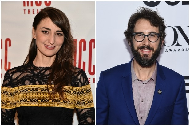 Sara Bareilles and Josh Groban to host 2018 Tony Awards
