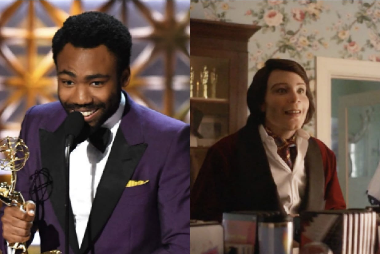 Teddy Perkins Donald Glover Michael Jackson Atlanta whiteface