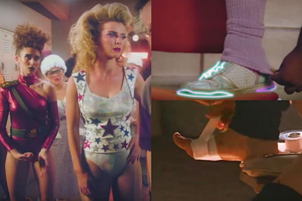 Watch 'GLOW' Ladies Take 'Flashdance'-'Maniac' to Next ...