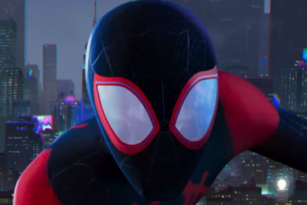Spider-Man Into the Spider-Verse trailer