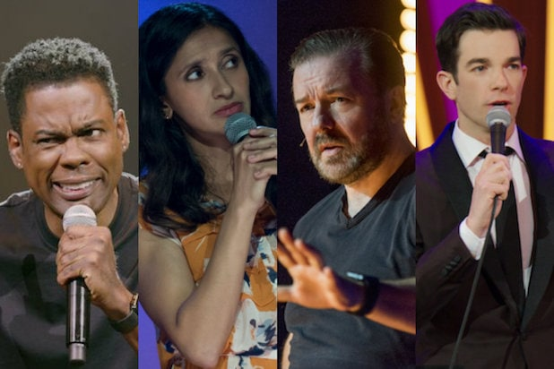 23 Netflix Stand-Up Comedy Specials of 2018 Ranked (Photos)