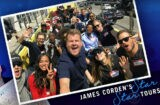 James Corden Star Star Tours Avengers