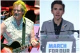 Ted Nugent and David Hogg