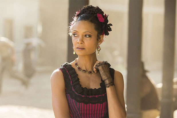 Thandie Newton Westworld emmy win