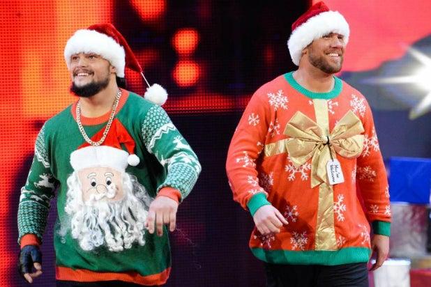 The Miztourage - WWE