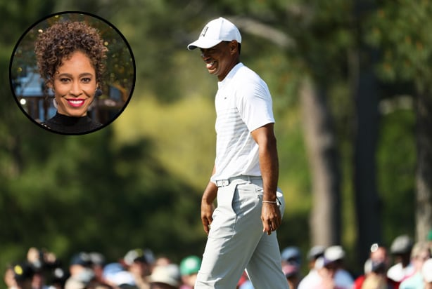 Tiger Woods Sage Steele
