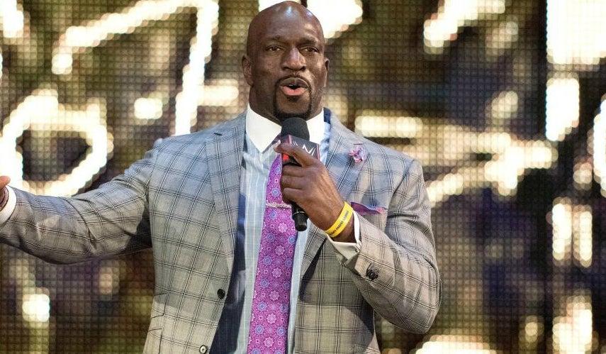 Titus O'Neil - WWE