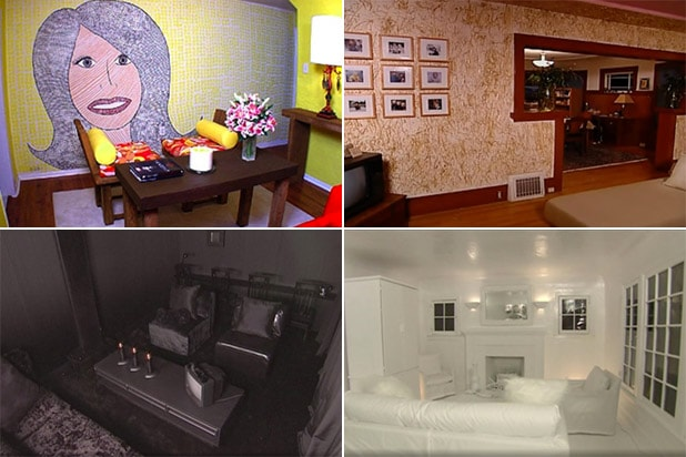13 Worst Trading Spaces Designs From the Sob Inducing Fireplace