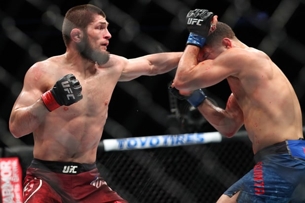 ESPN+ Becomes Exclusive Home for All UFC Pay-Per-Views Through 2025