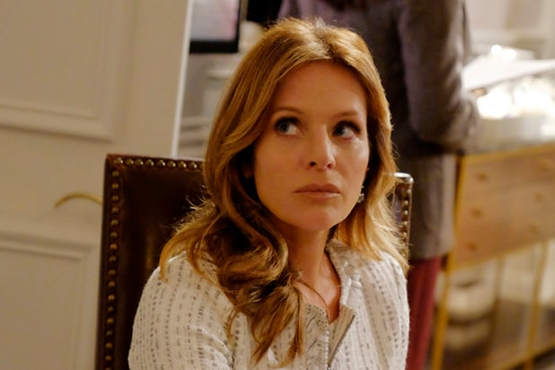 JESSALYN GILSIG Scandal