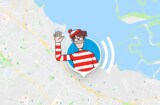 Where's Waldo google