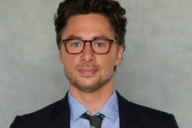 Zach Braff in 'Alex, Inc'