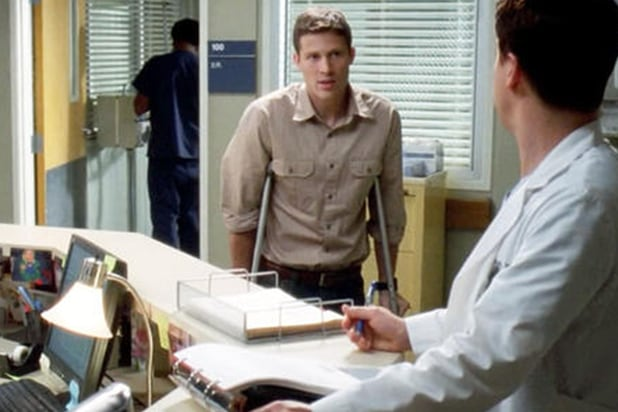 Zach Gilford on Grey's Anatomy