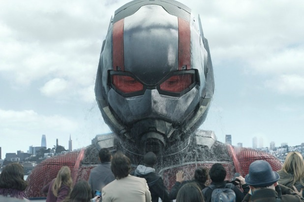 ant-man and the wasp takes place before avengers infinity war