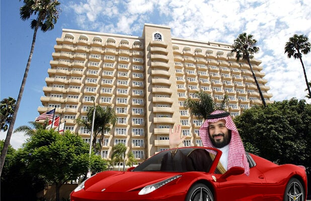 Saudi Crown Prince Mohammed-bin-Salman Buys Out Beverly
