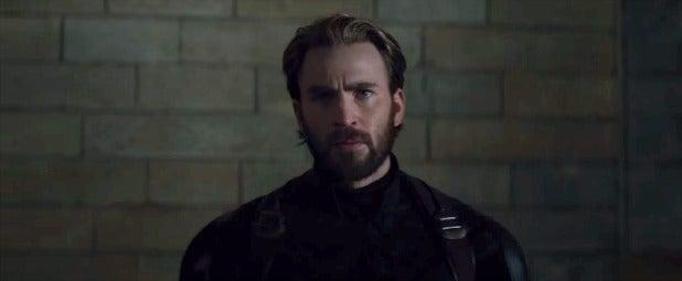 avengers infinity war captain america proxima midnight