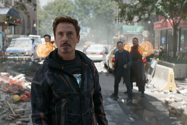 'Avengers: Infinity War' Breaks MCU Record On Thursday Night