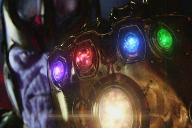 avengers infinity war marvel cinematic universe infinity stones thanos infinity gauntlet post-credit scene