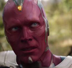 avengers infinity war new tv spot new vision action scene wandavision