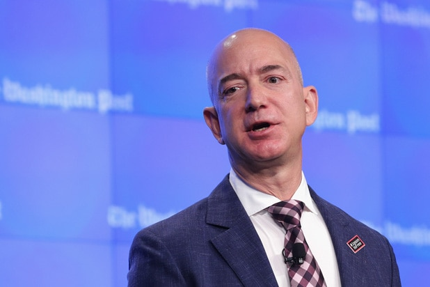 jeff bezos washington post amazon