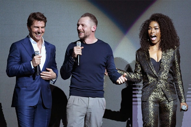 tom cruise simon pegg angela bassett cinemacon