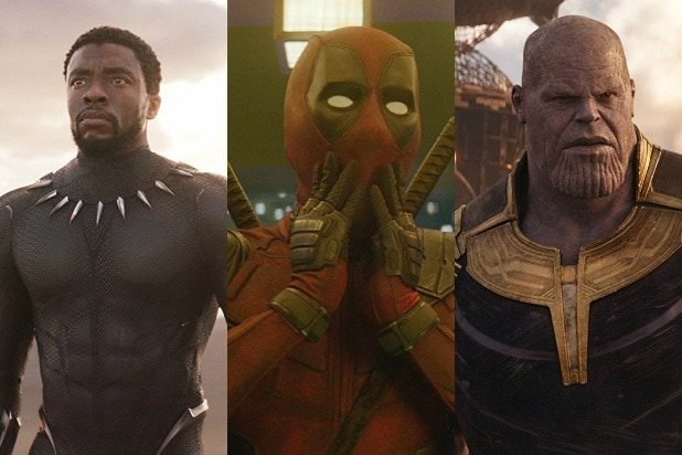 every marvel movie ranked avengers infinity war black panther deadpool