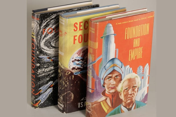 Isaac Asimov's 'Foundation' trilogy is finally getting a TV adaptation