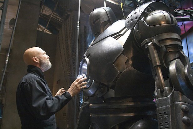 Iron Man Iron Monger Jeff Bridges