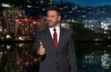 jimmy kimmel live donald trump thumbs up